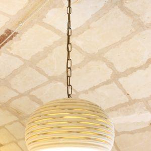 lampade in pietra leccese - Texunshop.com