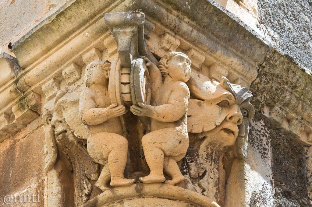 Palazzo storico in pietra leccese - Texunshop.com